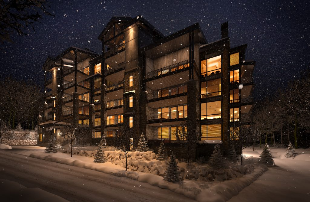 empire-residences-exterior-front-right-night-snow-02